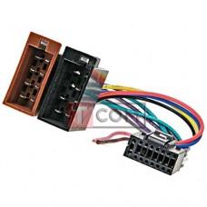 Переходник  автомагнитолы ISO 459006 JVC -ISO с кабелем 20см
