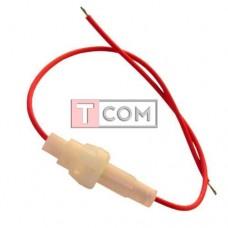 Держатель предохранителя (Fuse) TCOM, 6х30мм, с кабелем (Тип1)
