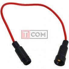 Держатель предохранителя (Fuse) TCOM, 6х30мм, с кабелем (Тип2)
