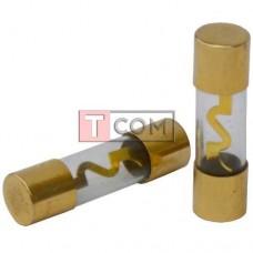 Предохранитель TCOM, gold, 10х38мм, 40А