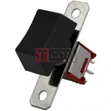 Тумблер с клавишей SRLS-202-A1 (ON-ON) TCOM, 6pin, 1.5A, 250VAC