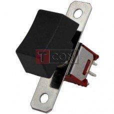 Тумблер с клавишей SRLS-203-A1 (ON-OFF-ON) TCOM, 6pin, 1.5A, 250VAC