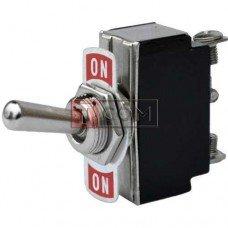 Тумблер KN3(B)-102 (ON-ON) TCOM, 3pin, 6A, 250VAC