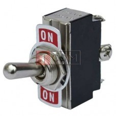 Тумблер KN3(B)-103 (ON-OFF-ON) TCOM, 3pin, 6A, 250VAC