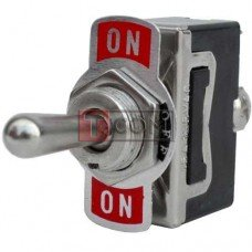 Тумблер KN3(С)-123A (ON)-OFF-(ON) TCOM, 3pin, 10А, 250VAC