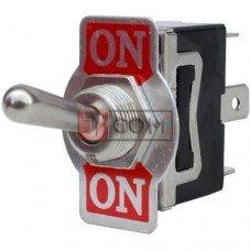 Тумблер KN3(С)-102AР (ON-ON) TCOM, 3pin, 10А, 250VAC