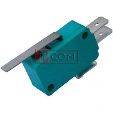 Микропереключатель с лапкой MSW-02 ON-(ON) TCOM, 3pin, 5A, 125/250VAC