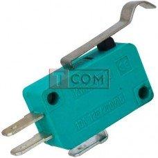 Микропереключатель с лапкой MSW-04 ON-(ON) TCOM, 3pin, 10A, 125/250VAC
