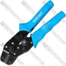 Клещи HandsKit SN-28B для опрессовки неизол. клемм 0,1-1,0мм2