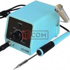 Микропаяльная станция для SMD Zhongdi ZD-928, 8W, 100…450°C