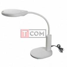 Лупа-лампа TJ90C настольная с USB зарядкой