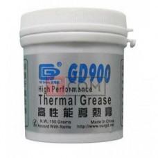 Термопаста GD900 (4.8 Вт/мК) 150г, банка, серая