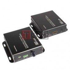 Устройство для передачи HDMI по оптическому кабелю до 20 км