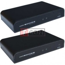 Удлинитель HDMI по витой паре TCOM (sender + receiver) (GC-383pro)