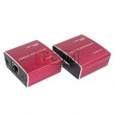 Удлинитель USB до 100м TCOM, MT-450FT