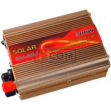 Инвертор c 12V в 220V Solar SAA-300A, USB