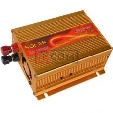 Инвертор c 12V в 220V Solar SAA-500A, USB