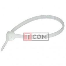 Стяжки нейлоновые ProFix 400х8мм (белые)
