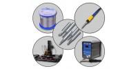Обновление ассортимента паяльного оборудования, лабораторных блоков питания, ламп-луп и чистящих средств от 02.12.2020