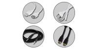 Поступление и расширение ассортимента шнуров, разъёмов, переходников и настольных ламп от 10.2021